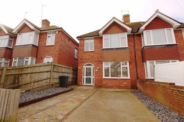 Thumbnail Semi-detached house for sale in St. Georges Road, Bexhill-On-Sea, East Sussex