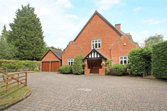 Semi-detached house for sale in Woodhill, Send, Woking, Surrey