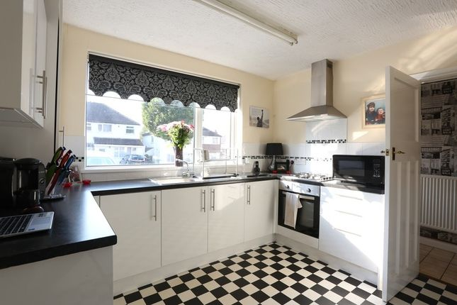 Thumbnail Semi-detached house for sale in Lingfield, Great Barr, West Midlands