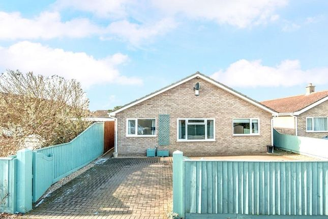 Thumbnail Detached bungalow to rent in Covey Way, Lakenheath, Brandon