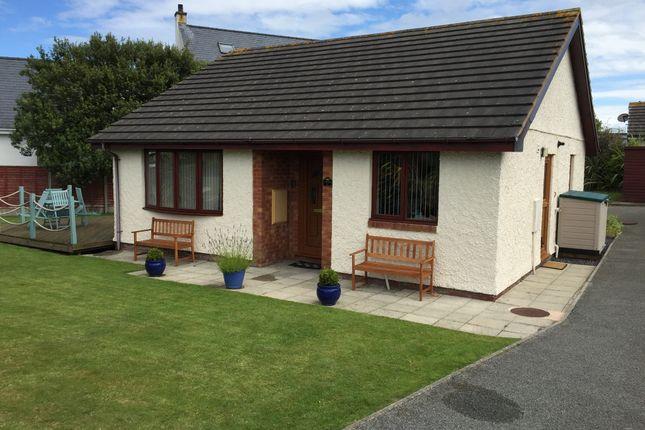 Thumbnail Detached bungalow to rent in Cae Penrallt, Trearddur Bay