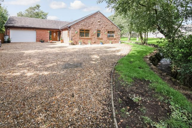 Thumbnail Detached bungalow for sale in Sleetbeck Road, Roadhead, Carlisle