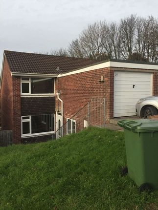 Thumbnail Detached house to rent in Long Park Close, Plymstock, Plymouth