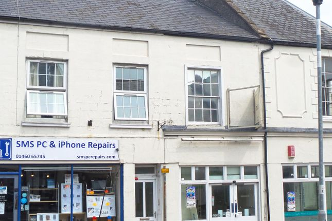 Thumbnail Flat to rent in High Street, Chard