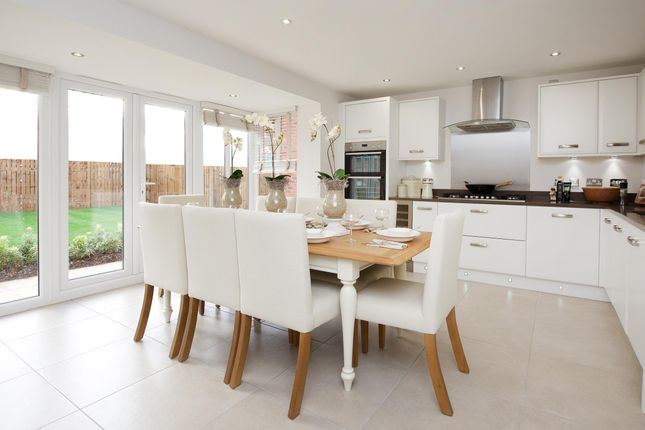 """Thumbnail Detached house for sale in """"Millford"""" at Manor Drive, Upton, Wirral"""