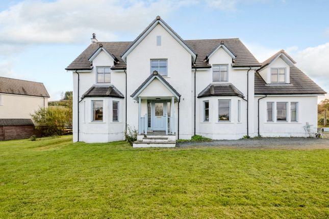 Thumbnail Detached house for sale in Dobhranach, Salen, Isle Of Mull, Argyll And Bute