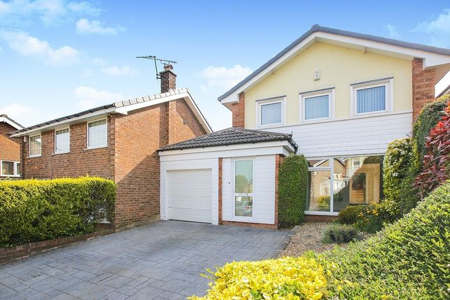 Thumbnail Detached house to rent in Bean Leach Avenue, Offerton, Stockport