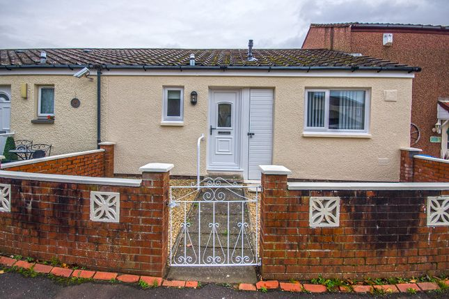 Thumbnail Bungalow for sale in Fintry Place, Irvine