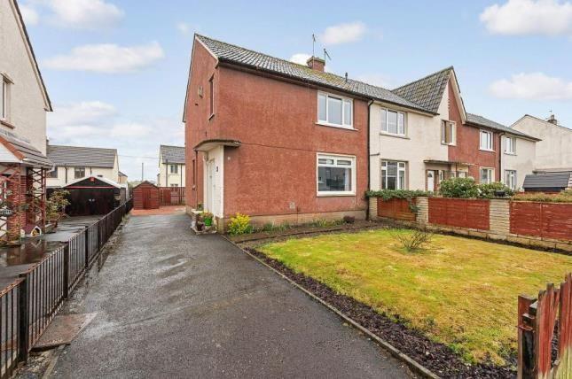 3 bed end terrace house for sale in Margaret Road, Bannockburn, Stirling, Stirlingshire FK7