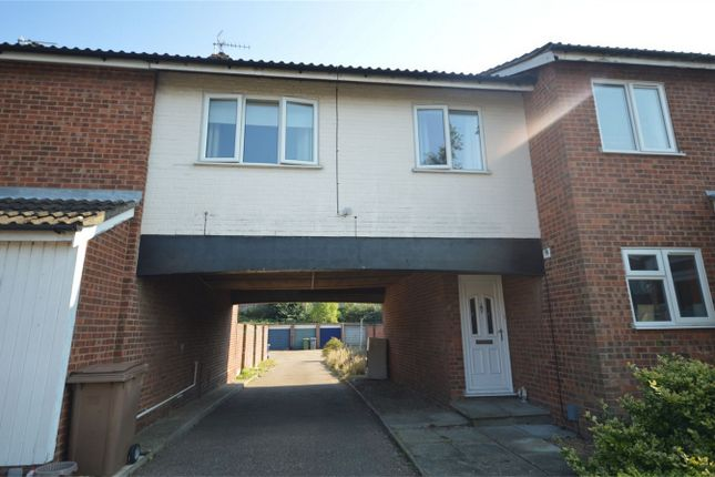 Thumbnail Flat for sale in Post Mill Close, Sprowston, Norwich