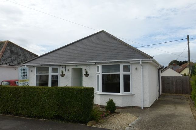 Thumbnail Detached bungalow for sale in Danielsfield Road, Yeovil