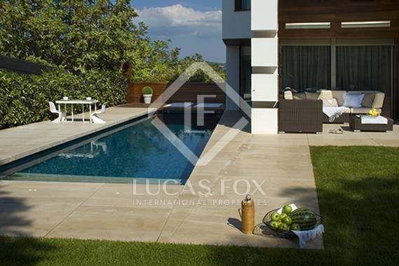 Thumbnail Villa for sale in Spain, Barcelona, Sant Cugat, Lfs4030