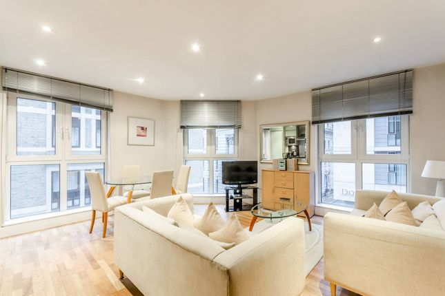 Thumbnail Flat to rent in Pepys Street, City