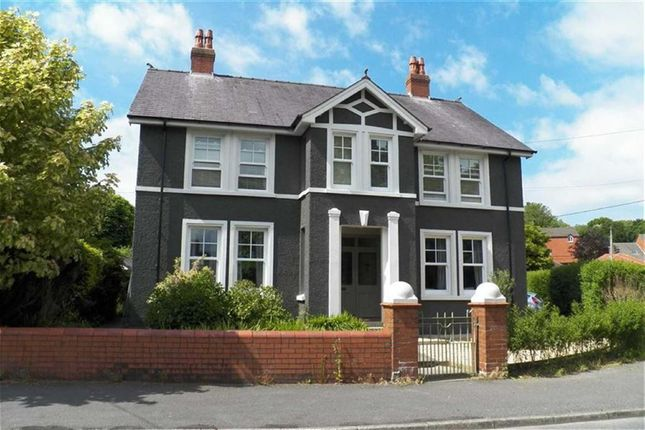 Thumbnail Detached house for sale in The Grove, Carmarthen