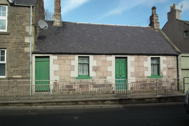 Thumbnail Terraced house for sale in East High Street, Greenlaw