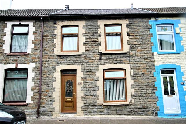 Thumbnail Terraced house for sale in South Street, Porth