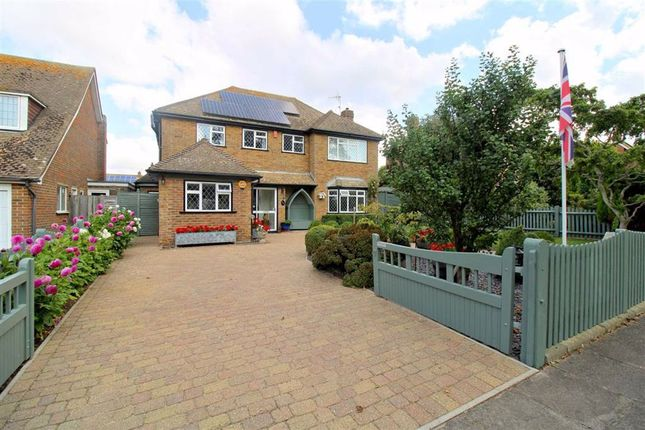 Thumbnail Detached house for sale in Chyngton Way, Seaford, East Sussex