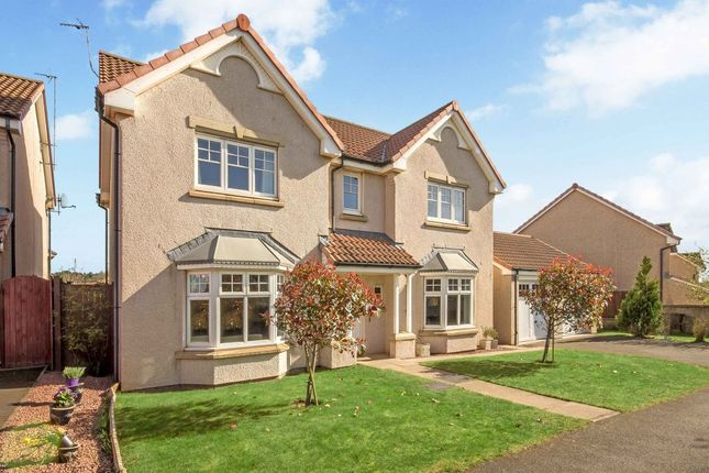 Thumbnail Detached house for sale in Steadings Gardens, Dunbar
