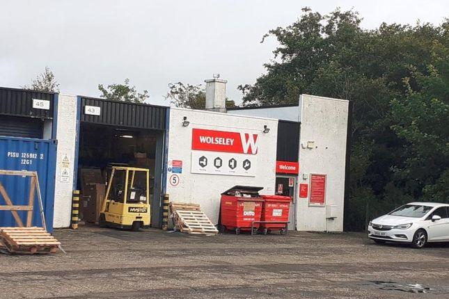 Thumbnail Warehouse to let in 43 Carron Place, Kelvin Industrial Estate, East Kilbride, Glasgow