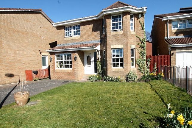 Thumbnail Detached house for sale in Willow Place, New Stevenston