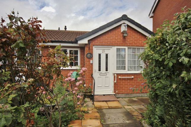 Thumbnail Semi-detached bungalow for sale in Kale Close, West Kirby, Wirral
