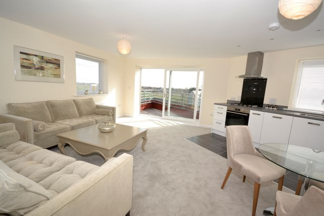 Thumbnail Flat for sale in Furness Close, Furness Road, Eastbourne