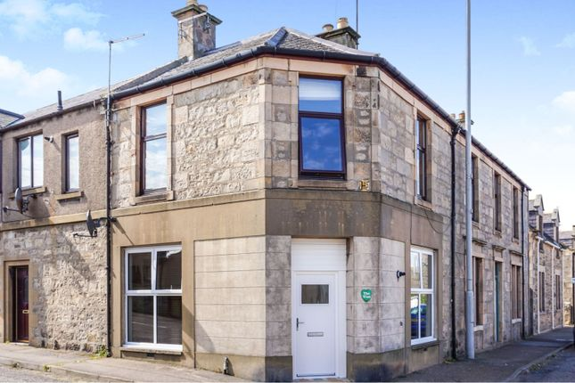 Thumbnail Flat for sale in Queen Street, Lossiemouth