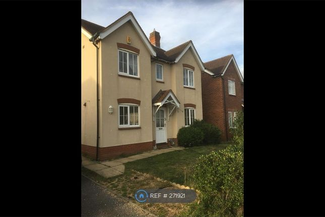 Thumbnail Detached house to rent in Chapmans Drive, Great Cambourne