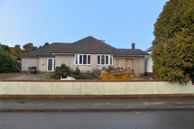 Thumbnail Bungalow for sale in Stuart Road, Halesowen, West Midlands