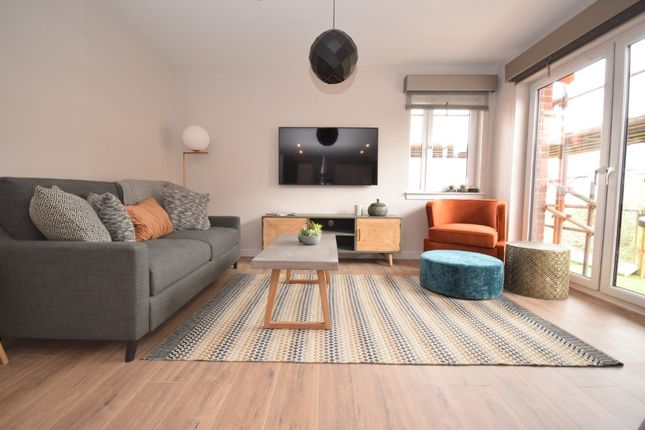 Thumbnail Flat for sale in 0/1 8, Christie Lane, Paisley, Glasgow