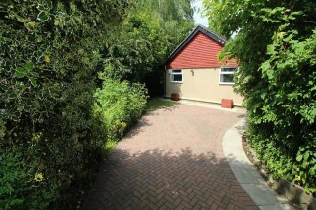 Thumbnail Bungalow for sale in The Spinney, Prescot