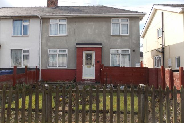Thumbnail Semi-detached house for sale in Grosvenor Road, Woodlands, Doncaster