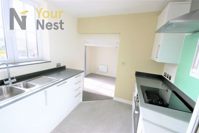 Thumbnail Flat to rent in Apartment 11, Belmont Waterside