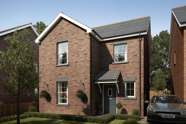 Thumbnail Detached house for sale in Plot 77, Mansion Gardens, Penllergaer, Swansea