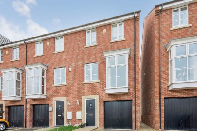 Thumbnail Town house to rent in Molyneux Square, Hampton Vale, Peterborough