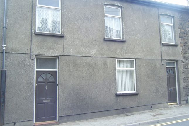 Thumbnail Flat to rent in High Street, Cymmer, Rhondda Cynon Taff.