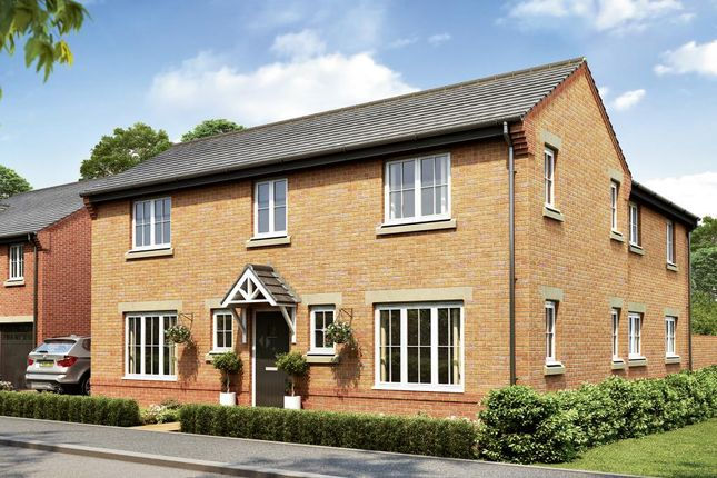 """Thumbnail Detached house for sale in """"Plot 204 - The Langdale"""" at Stoneley Road, Crewe"""