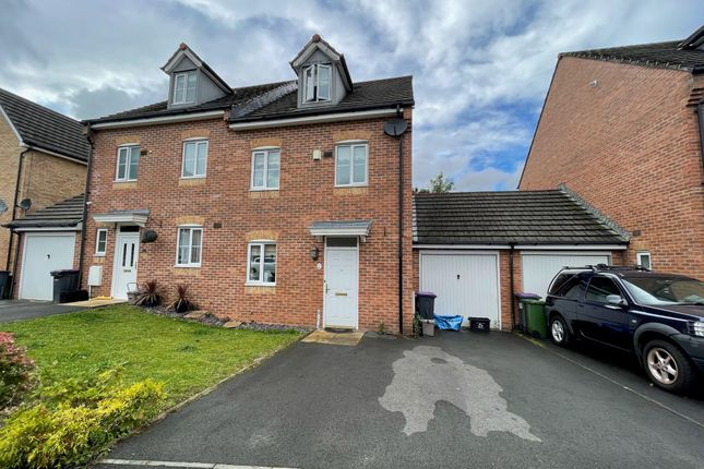 Thumbnail Property to rent in Mill House Court, Coed Eva, Cwmbran