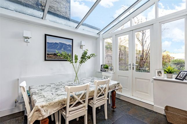 Dining Area of East Hill, Tonsleys, Wandsworth, London SW18