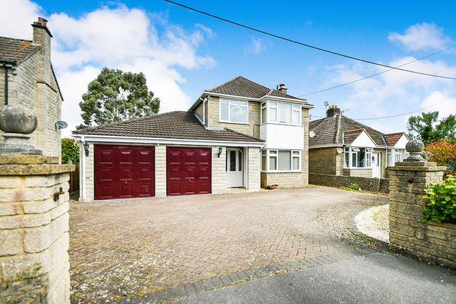 Thumbnail Detached house for sale in Beversbrook Lane, Calne