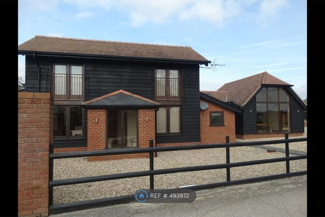 Thumbnail Detached house to rent in Ramley Farm, Lymington