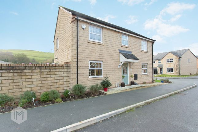 Thumbnail Detached house for sale in Cotton Way, Rossendale