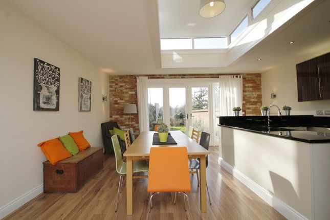 Thumbnail Town house to rent in Kingston Road, Oxford