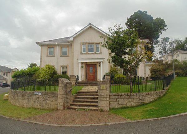 Thumbnail Detached house to rent in Bramble Wynd, Port Glasgow