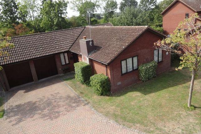 Thumbnail Detached bungalow for sale in Thorncliffe, Two Mile Ash, Milton Keynes