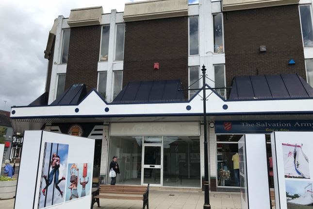 Thumbnail Retail premises to let in 21 High Street (York Place), Newcastle-Under-Lyme, Staffordshire