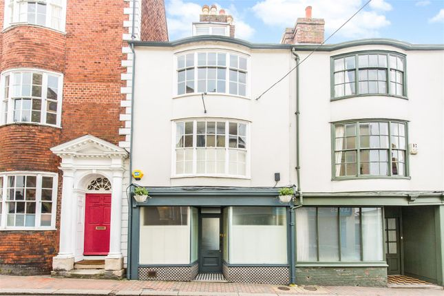 Thumbnail Terraced house for sale in High Street, Lewes