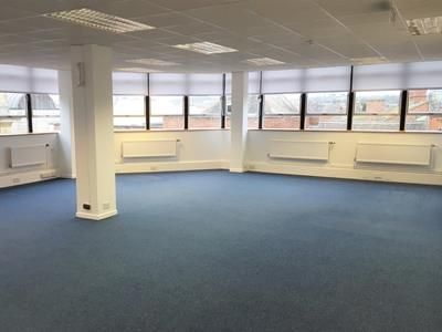 Office to let in Marmion House, 1 Copenhagen Street, Worcester, Worcestershire