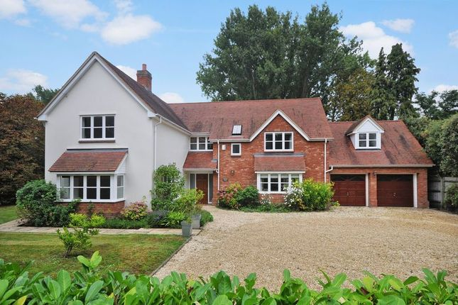 Thumbnail Detached house for sale in Brook Street, Sutton Courtenay, Abingdon