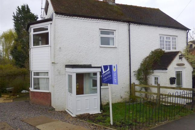 Thumbnail Property to rent in Cheltenham Road, Sedgeberrow, Evesham